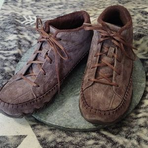 Skechers Relaxed Fit Memory Foam Chukka Boots 8.5